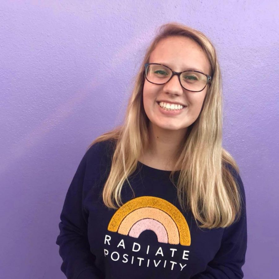 Chelsea Lavinder took the Fall 2018 semester off to work at Disney World through the Disney College Program.