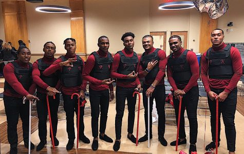 Students Work to Establish Kappa Alpha Psi Fraternity on Campus