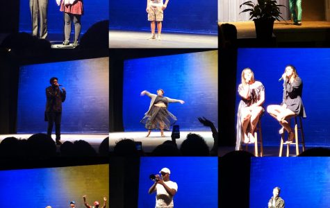 Talent Show Gives Students Opportunity to Express Themselves