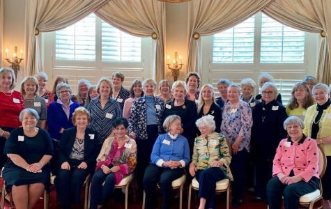 The Alumni office recently hosted the Averett Ladies Tea for women that graduated between 1940 and 1974 in Richmond.