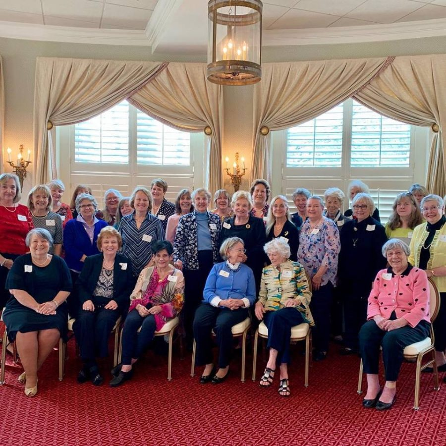 The+Alumni+office+recently+hosted+the+Averett+Ladies+Tea+for+women+that+graduated+between+1940+and+1974+in+Richmond.