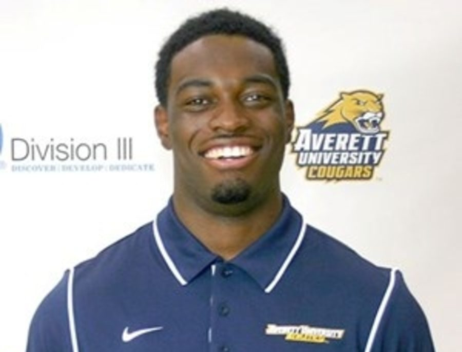 Jamal Forney used to play for Averett's football team from 2013-2016.