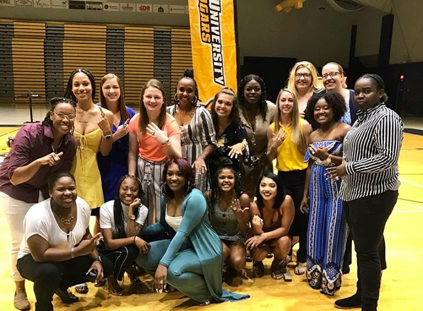 Averett Sports Teams Receive Rings for a Great Season