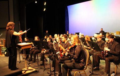 Averett Band Pop Concert Makes Great Start to Week Before Thanksgiving