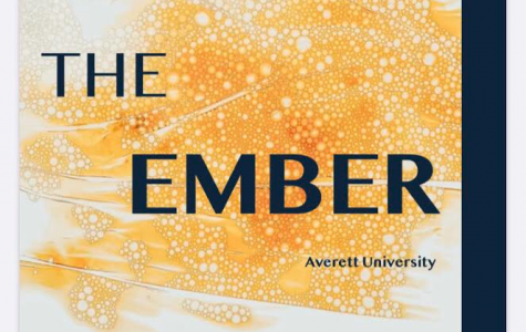 The Ember is Averett's art and literary magazine.