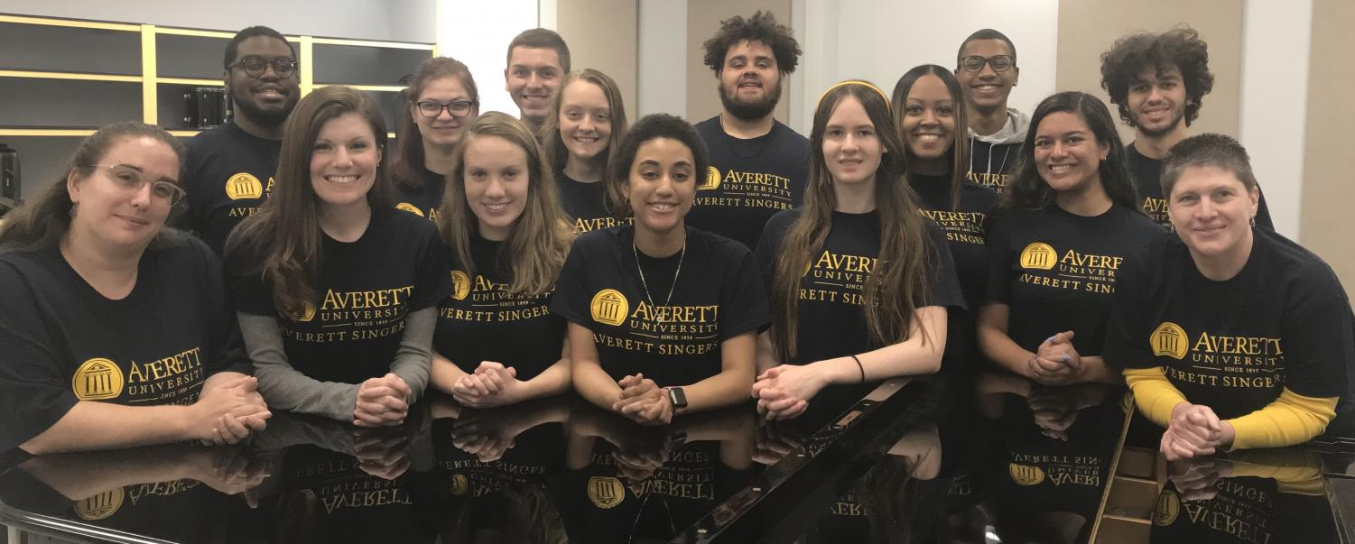 Spring Concerts for The Averett Singers and The Averett Cougar Band
