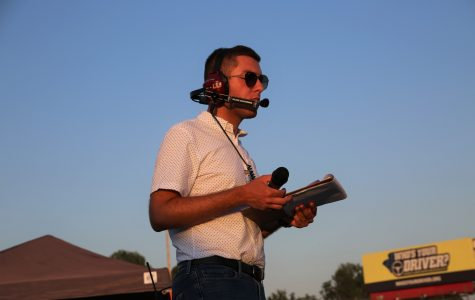 Grayson Eaton Named Director of Social Media at South Boston Speedway