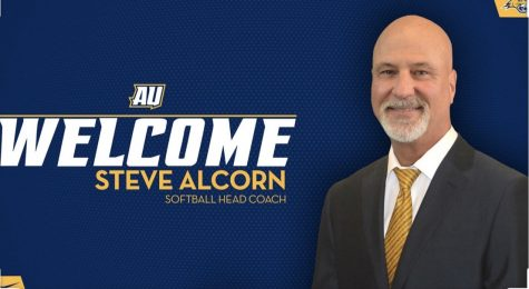 Welcome Coach Alcorn