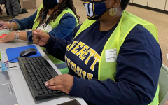 Averett Helps the Community Get Vaccinated