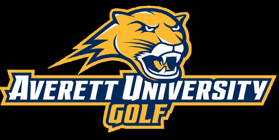 The+Averett+University+Golf+logo.+