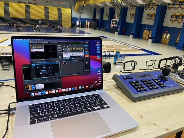 New media equipment